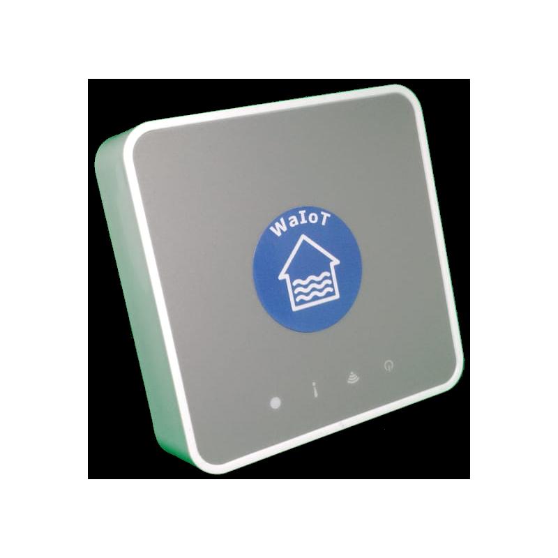 WaIoT kit di base inclusivo di uno SmartHub e un FlowMeter